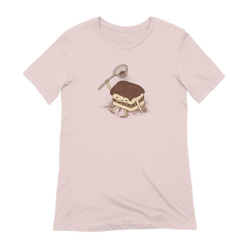 PICK ME UP Women's Extra Soft T-Shirt by RiLi's Artist Shop