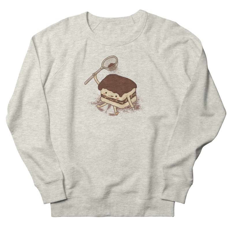 PICK ME UP Men's French Terry Sweatshirt by RiLi's Artist Shop