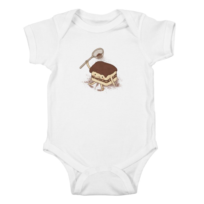PICK ME UP Kids Baby Bodysuit by RiLi's Artist Shop