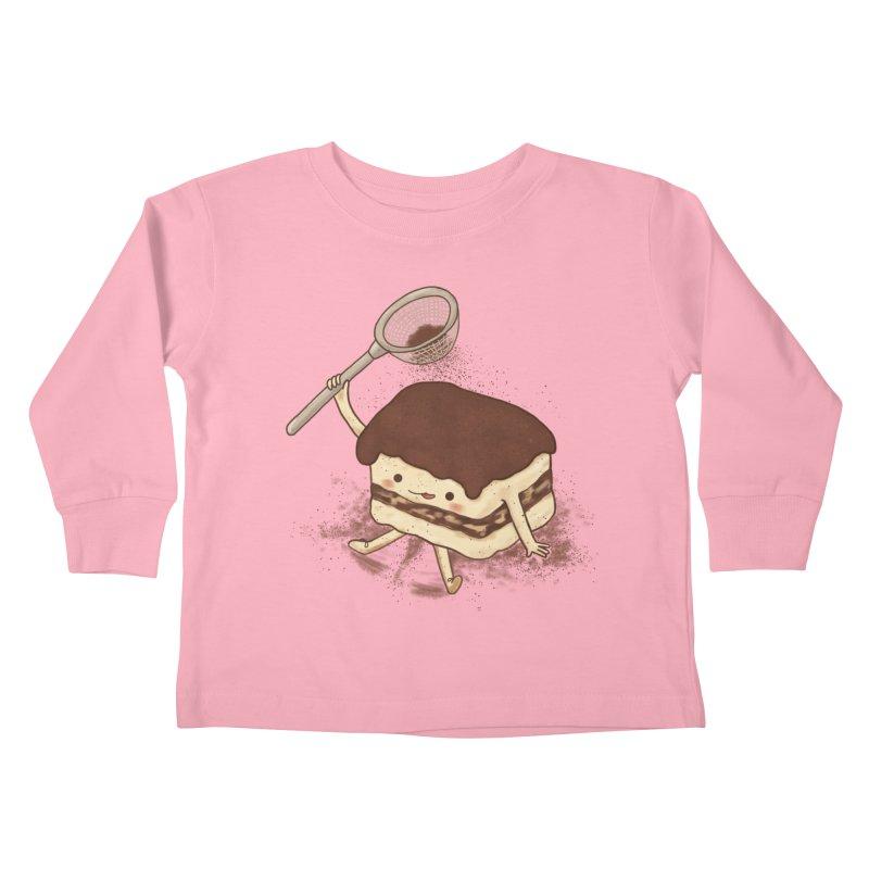 PICK ME UP Kids Toddler Longsleeve T-Shirt by RiLi's Artist Shop
