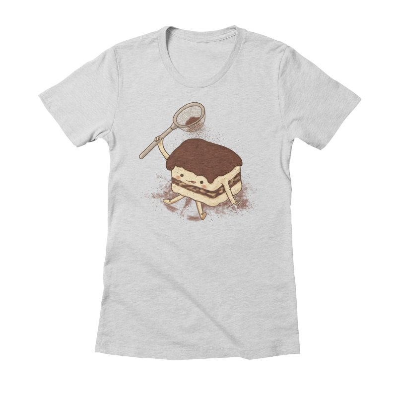 PICK ME UP Women's Fitted T-Shirt by RiLi's Artist Shop