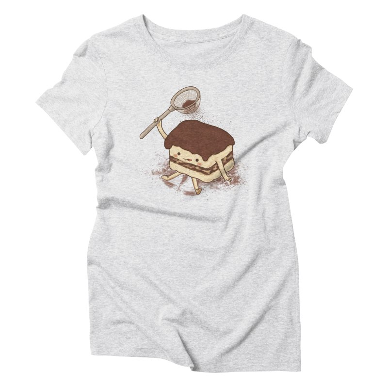 PICK ME UP Women's Triblend T-Shirt by RiLi's Artist Shop