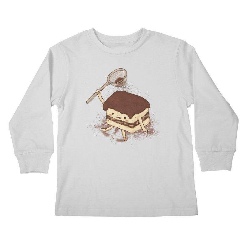 PICK ME UP Kids Longsleeve T-Shirt by RiLi's Artist Shop