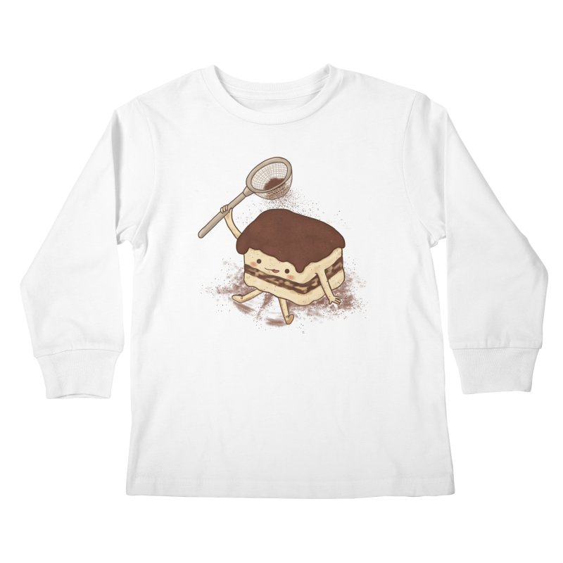 PICK ME UP Kids Longsleeve T-Shirt by RiLi's Artist Shop