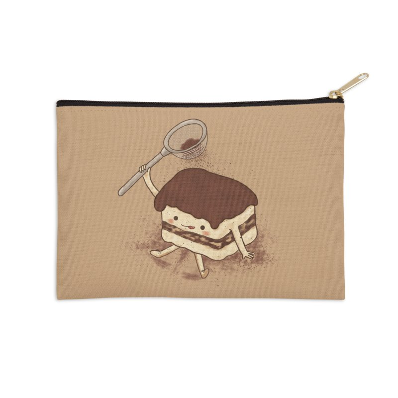 PICK ME UP Accessories Zip Pouch by RiLi's Artist Shop