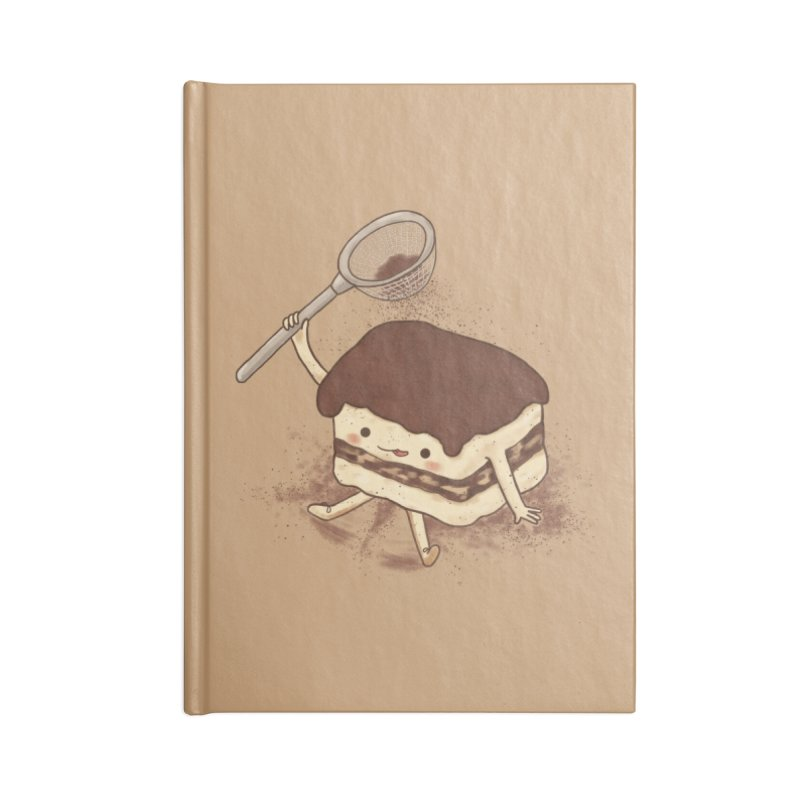 PICK ME UP Accessories Blank Journal Notebook by RiLi's Artist Shop