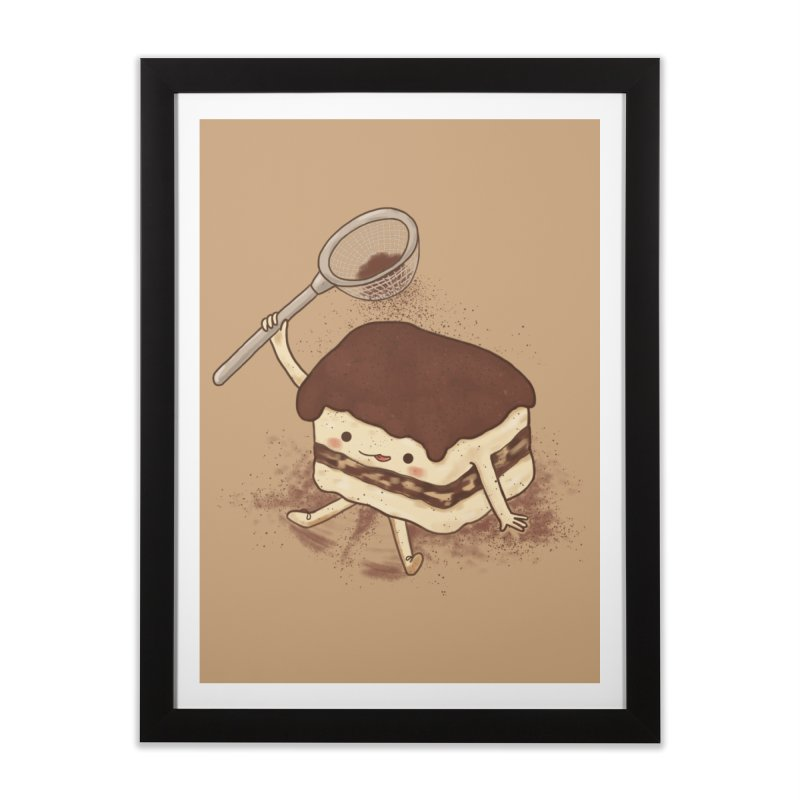 PICK ME UP Home Framed Fine Art Print by RiLi's Artist Shop