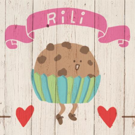 Logo for RiLi's Artist Shop