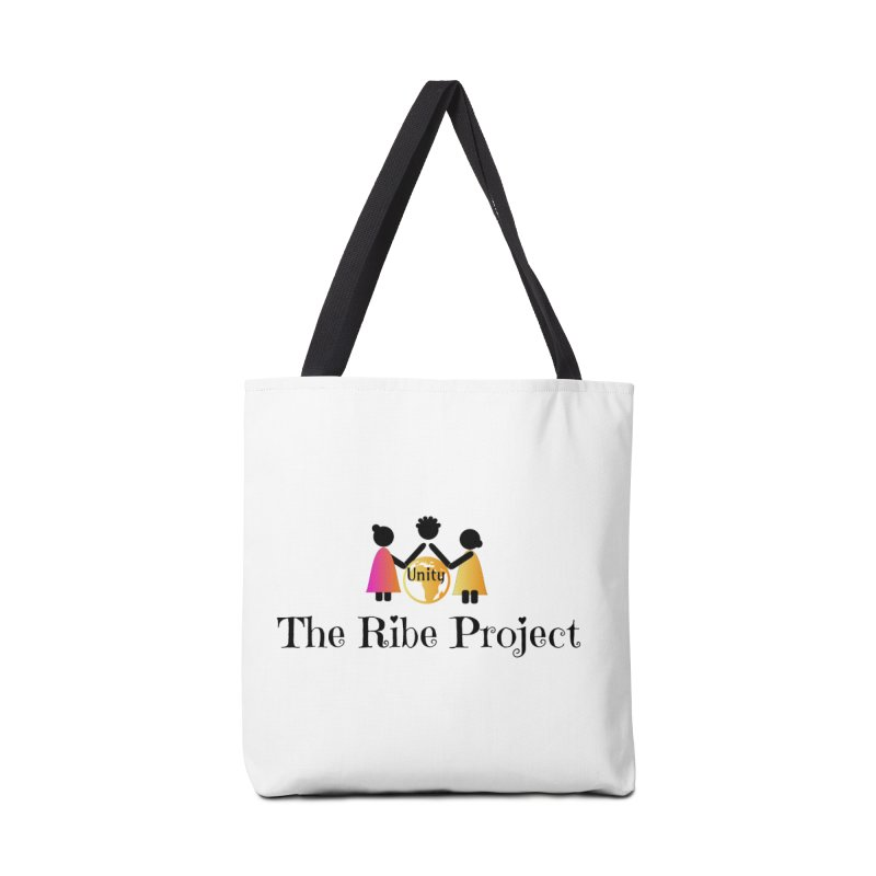 Ribe Project Logo Gear in Tote Bag by Ribe Project's Artist Shop