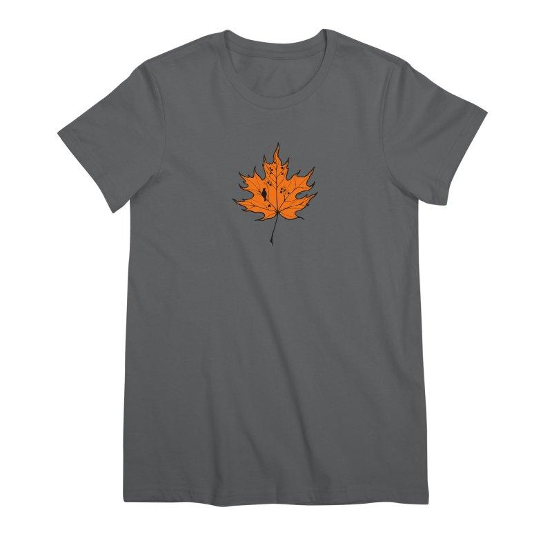 Autumn Women's Premium T-Shirt by RichRogersArt