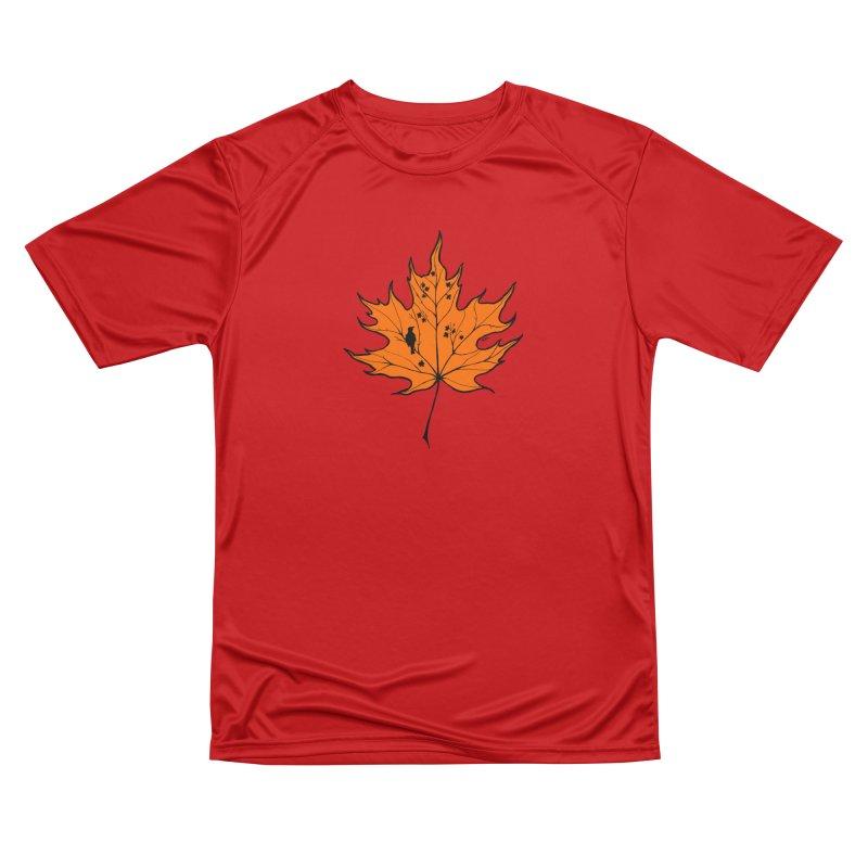 Autumn Women's Performance Unisex T-Shirt by RichRogersArt