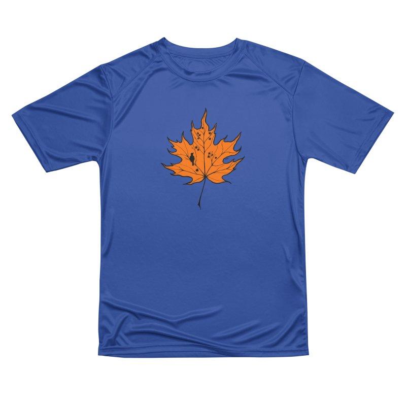 Autumn Men's Performance T-Shirt by RichRogersArt
