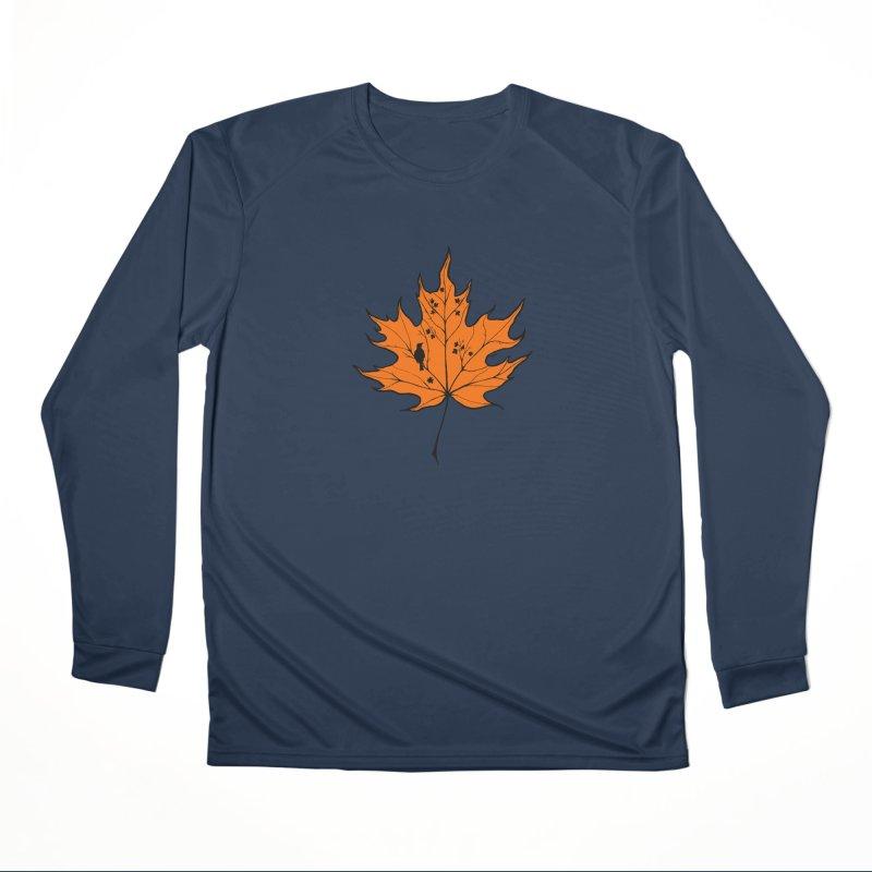 Autumn Men's Performance Longsleeve T-Shirt by RichRogersArt