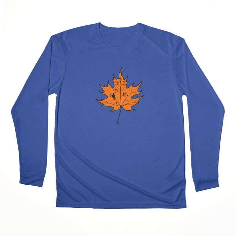 Autumn Women's Performance Unisex Longsleeve T-Shirt by RichRogersArt