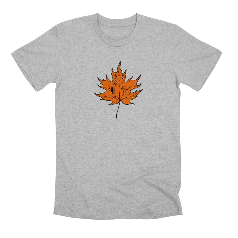 Autumn Men's Premium T-Shirt by RichRogersArt