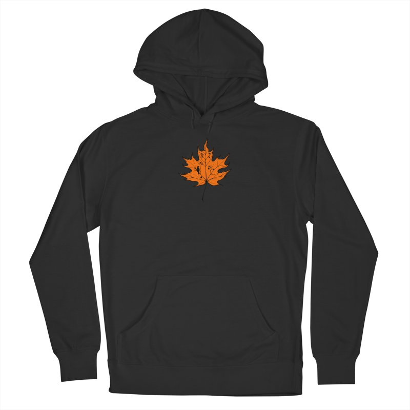 Autumn Women's French Terry Pullover Hoody by RichRogersArt