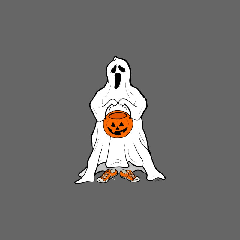 Trick or Treat Men's T-Shirt by RichRogersArt