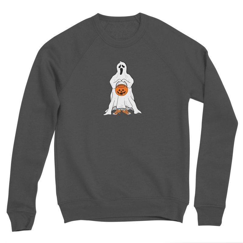 Trick or Treat Women's Sponge Fleece Sweatshirt by RichRogersArt