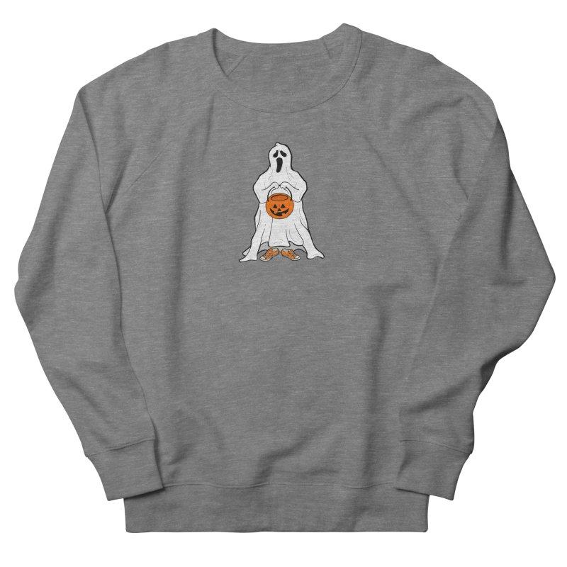 Trick or Treat Women's French Terry Sweatshirt by RichRogersArt