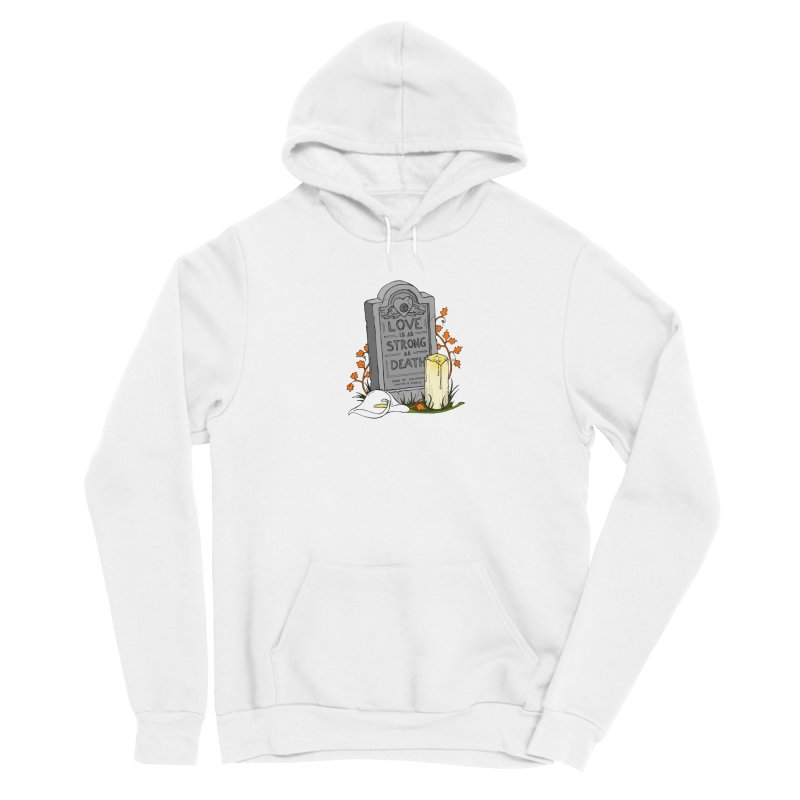 Love is Strong as Death Women's Pullover Hoody by RichRogersArt