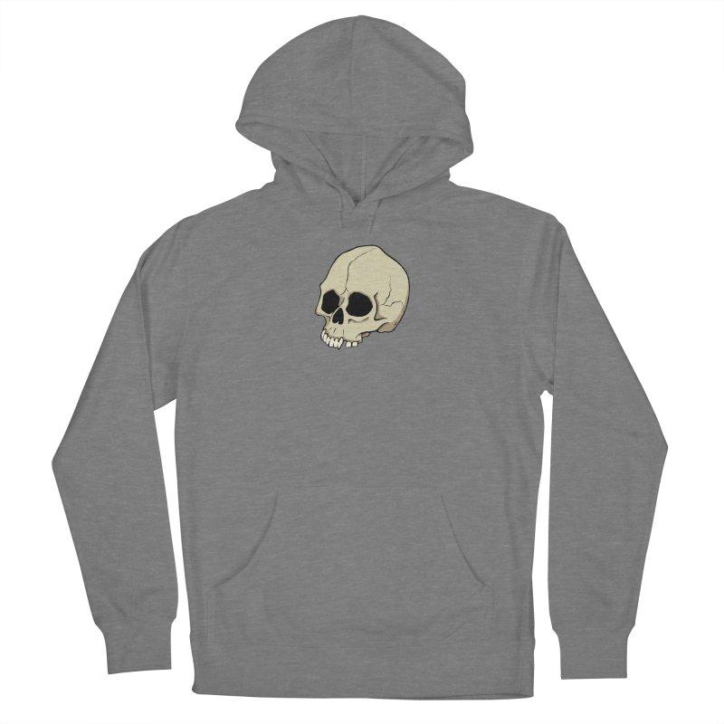 Skull Women's Pullover Hoody by RichRogersArt