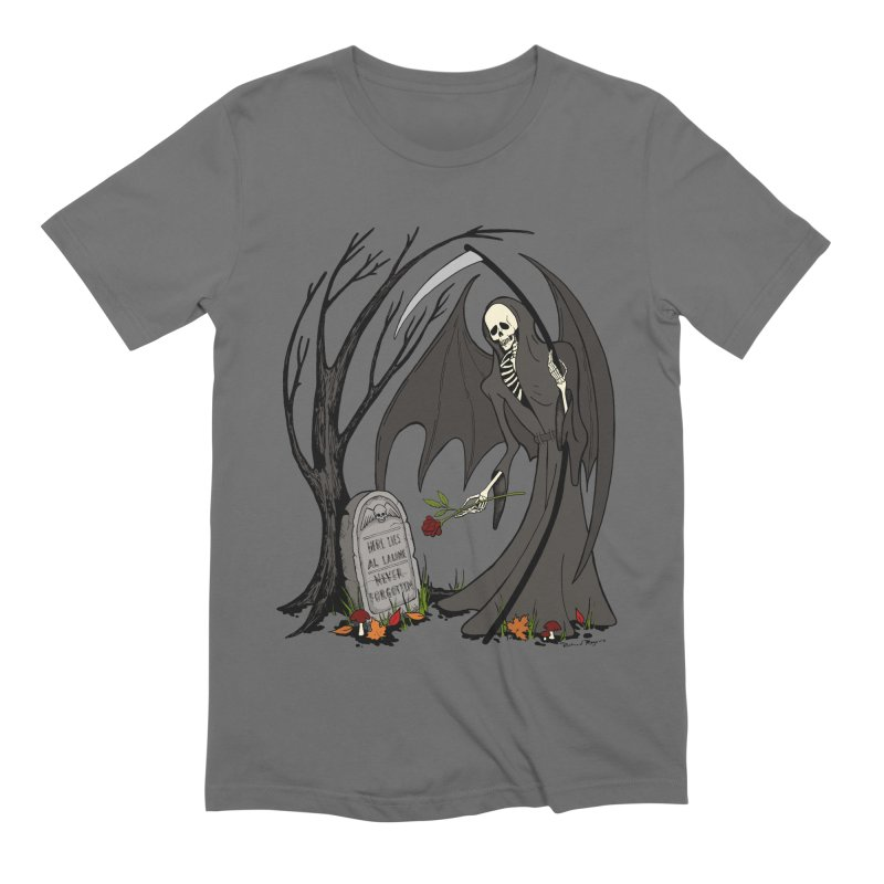 All Alone Men's T-Shirt by RichRogersArt