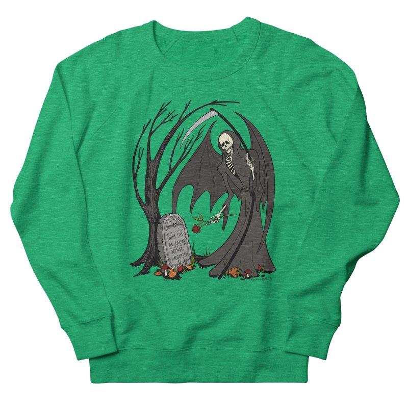 All Alone Men's Sweatshirt by RichRogersArt