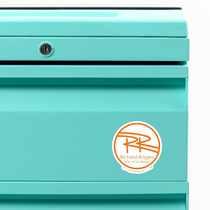 Richard Rogers Fine Art Accessories Magnet by RichRogersArt