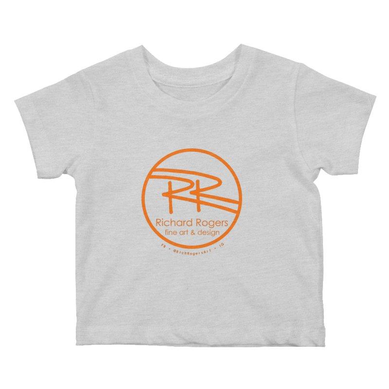 Richard Rogers Fine Art Kids Baby T-Shirt by RichRogersArt