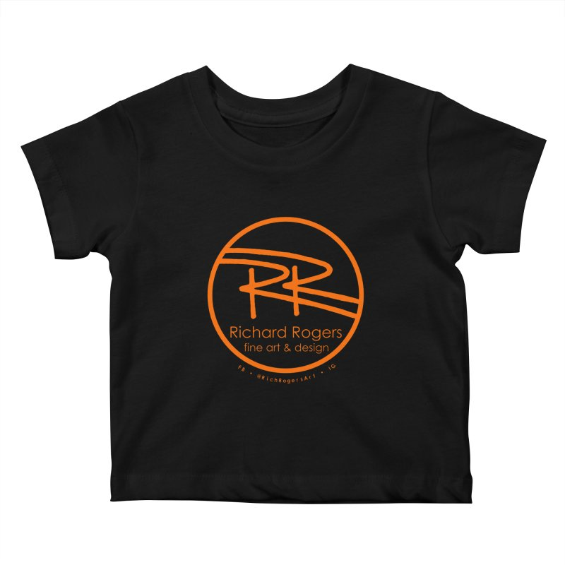 Richard Rogers Fine Art Kids Baby T-Shirt by RichRogersArt