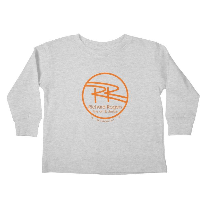 Richard Rogers Fine Art Kids Toddler Longsleeve T-Shirt by RichRogersArt