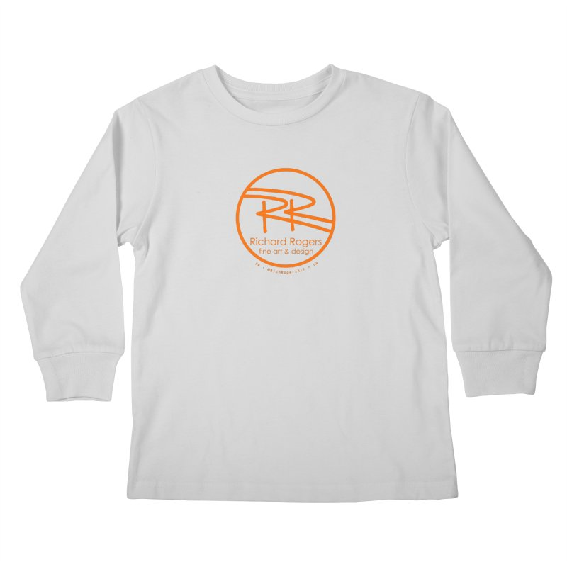 Richard Rogers Fine Art Kids Longsleeve T-Shirt by RichRogersArt
