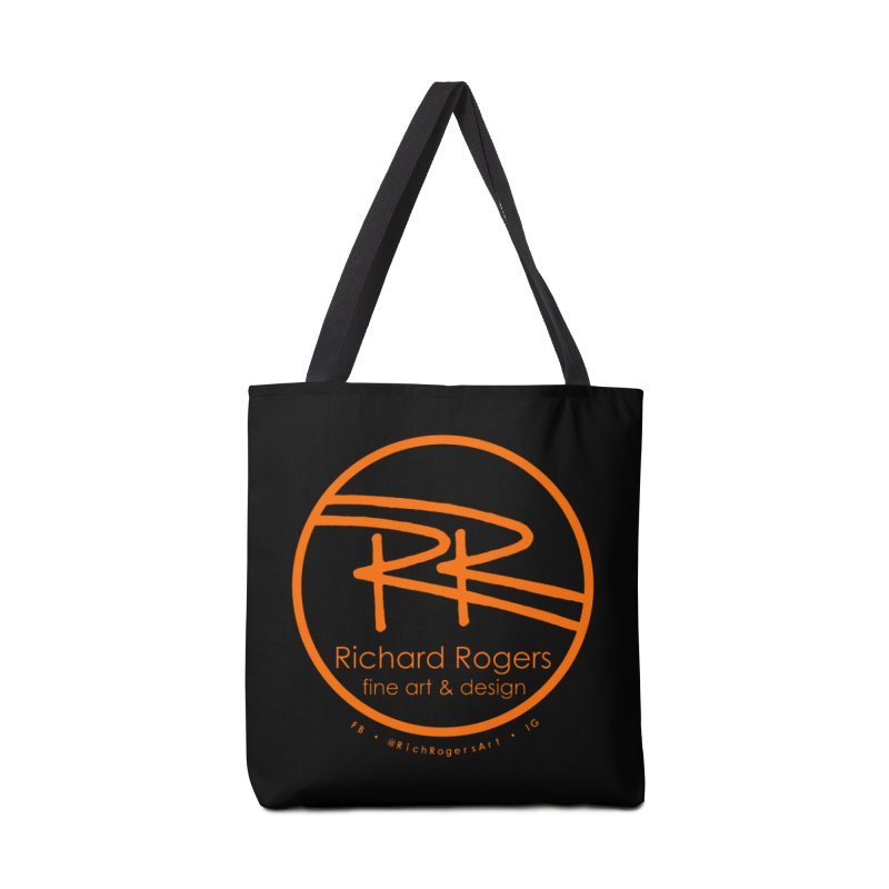 Richard Rogers Fine Art Accessories Tote Bag Bag by RichRogersArt