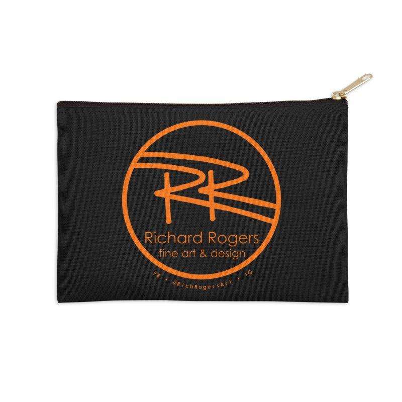 Richard Rogers Fine Art Accessories Zip Pouch by RichRogersArt