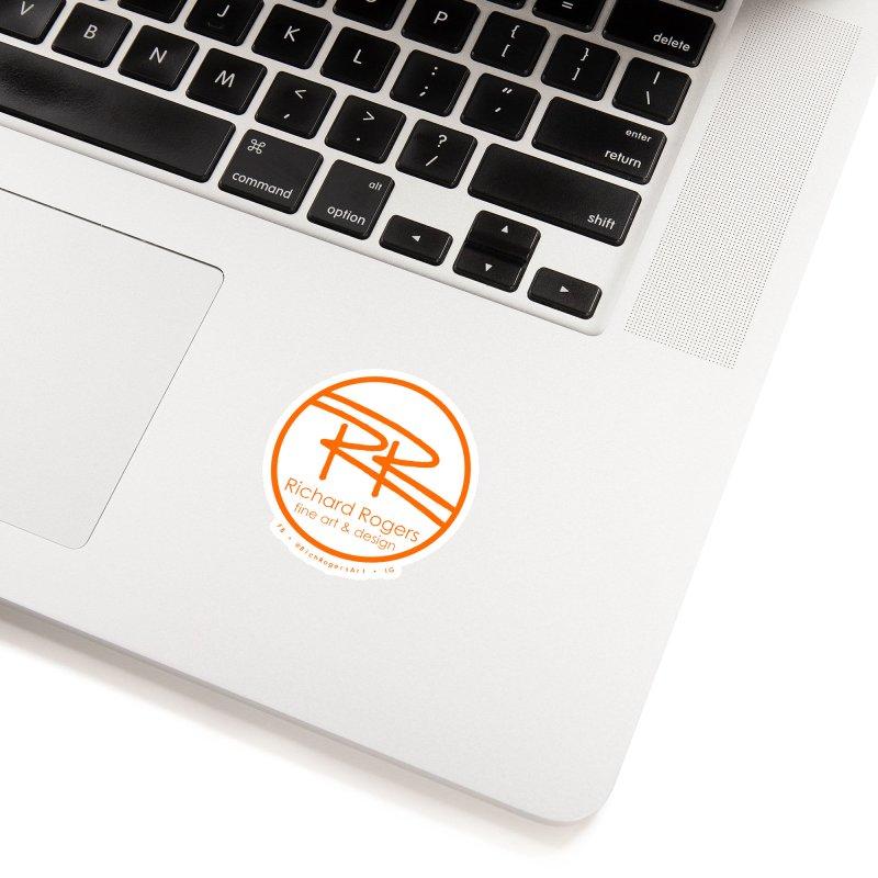 Richard Rogers Fine Art Accessories Sticker by RichRogersArt
