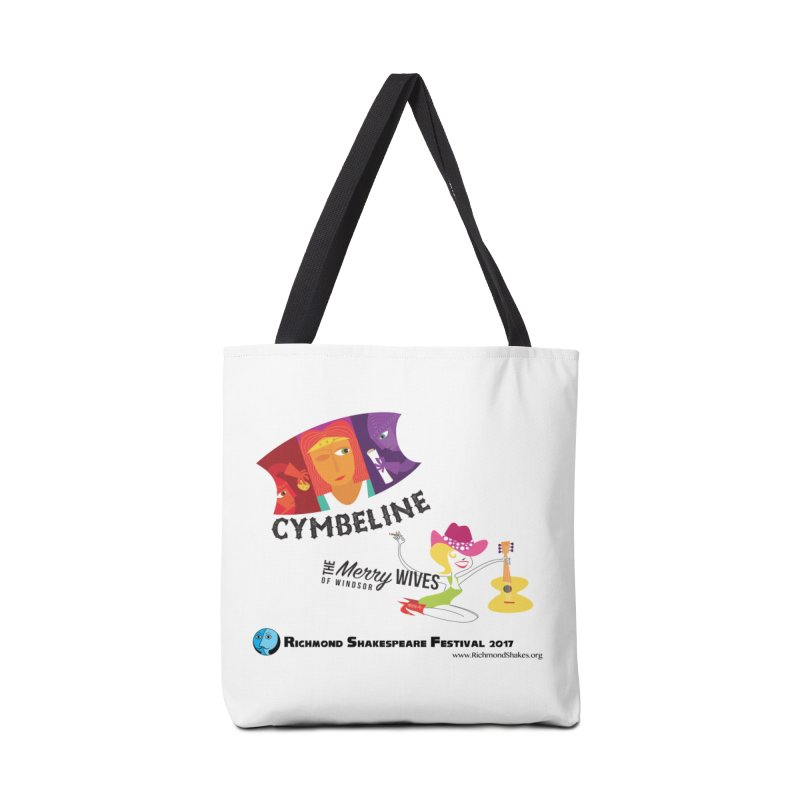 2017 Richmond Shakespeare Festival in Tote Bag by Richmond Shakespeare Festival' s Artist Shop