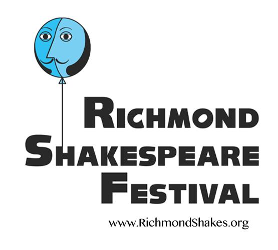 Richmond Shakespeare Festival' s Artist Shop Logo