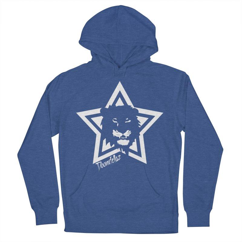 Doomfellaz Lion Star Men's Pullover Hoody by Ricksans's Artist Shop