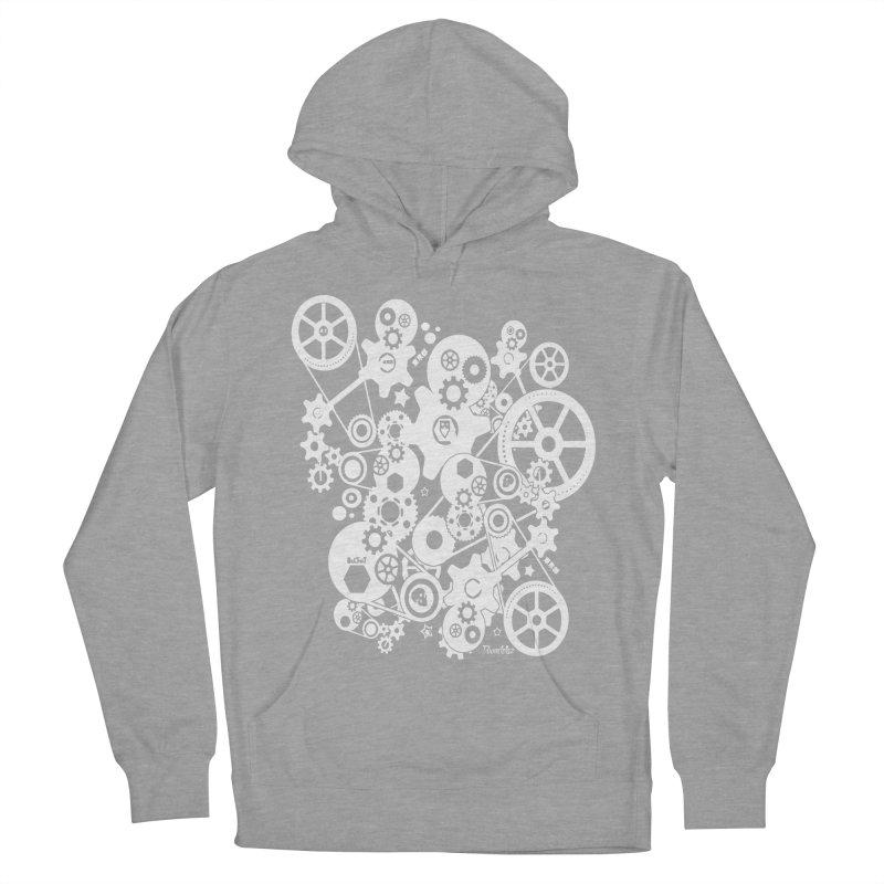 Doomfellaz Steampunk Gears (light)   by Ricksans's Artist Shop