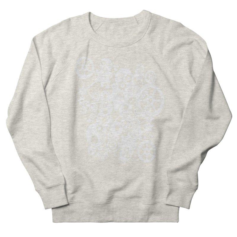 Doomfellaz Steampunk Gears (light) Women's Sweatshirt by Ricksans's Artist Shop