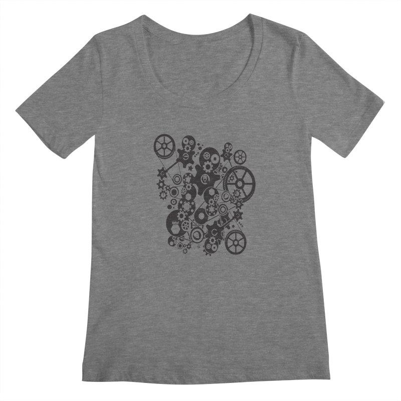 Doomfellaz Steampunk Gears (dark)   by Ricksans's Artist Shop