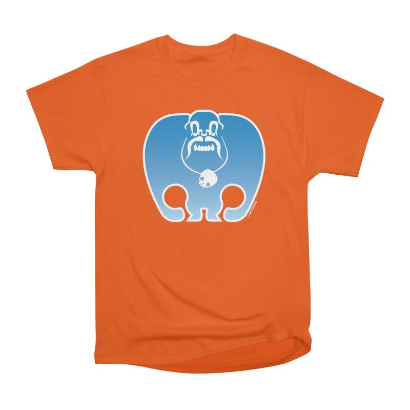 SkullSquach by Rick Sans Men's Heavyweight T-Shirt by Ricksans's Artist Shop