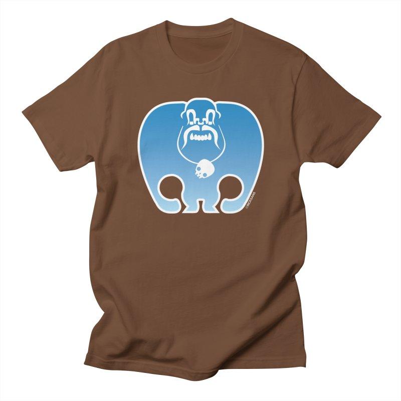 SkullSquach by Rick Sans Women's Regular Unisex T-Shirt by Rick Sans' Artist Shop