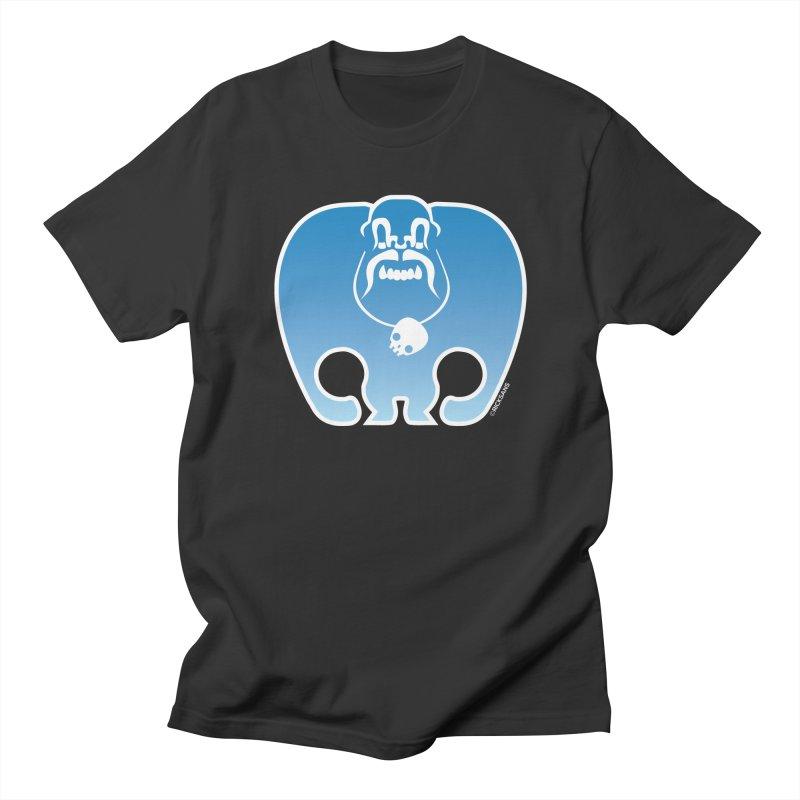 SkullSquach by Rick Sans Men's T-Shirt by Ricksans's Artist Shop