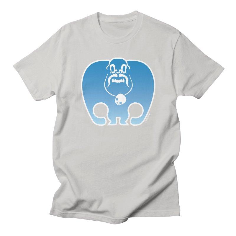 SkullSquach by Rick Sans Men's Regular T-Shirt by Rick Sans' Artist Shop