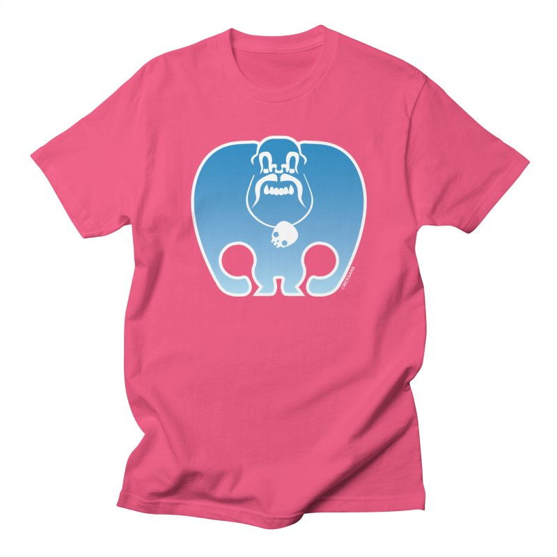 SkullSquach by Rick Sans Men's Regular T-Shirt by Ricksans's Artist Shop