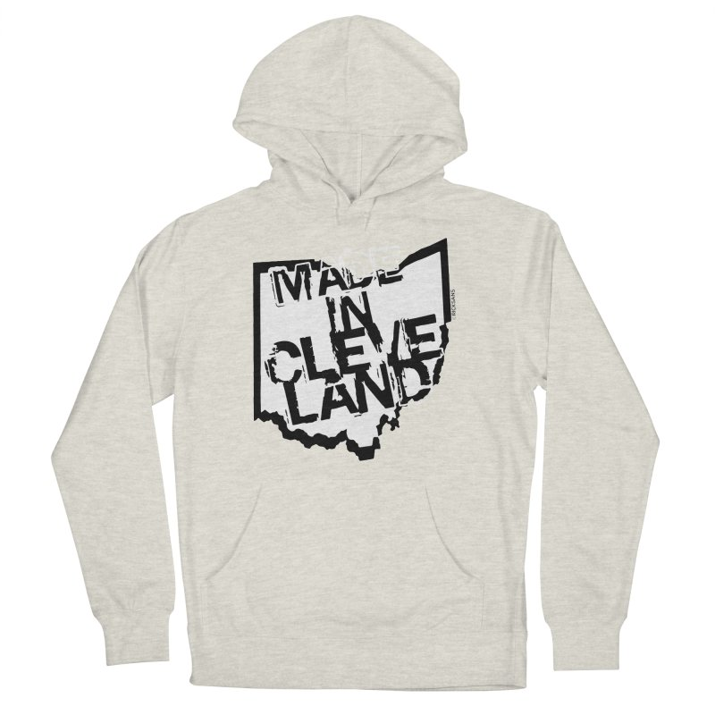 Made In Cleveland Men's Pullover Hoody by Ricksans's Artist Shop