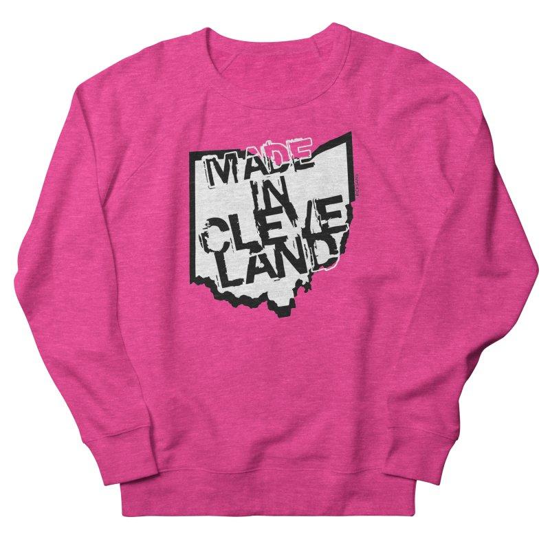 Made In Cleveland Men's Sweatshirt by Ricksans's Artist Shop