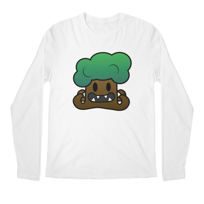 Jubokko Tree Monster by Rick Sans Men's Longsleeve T-Shirt by Ricksans's Artist Shop