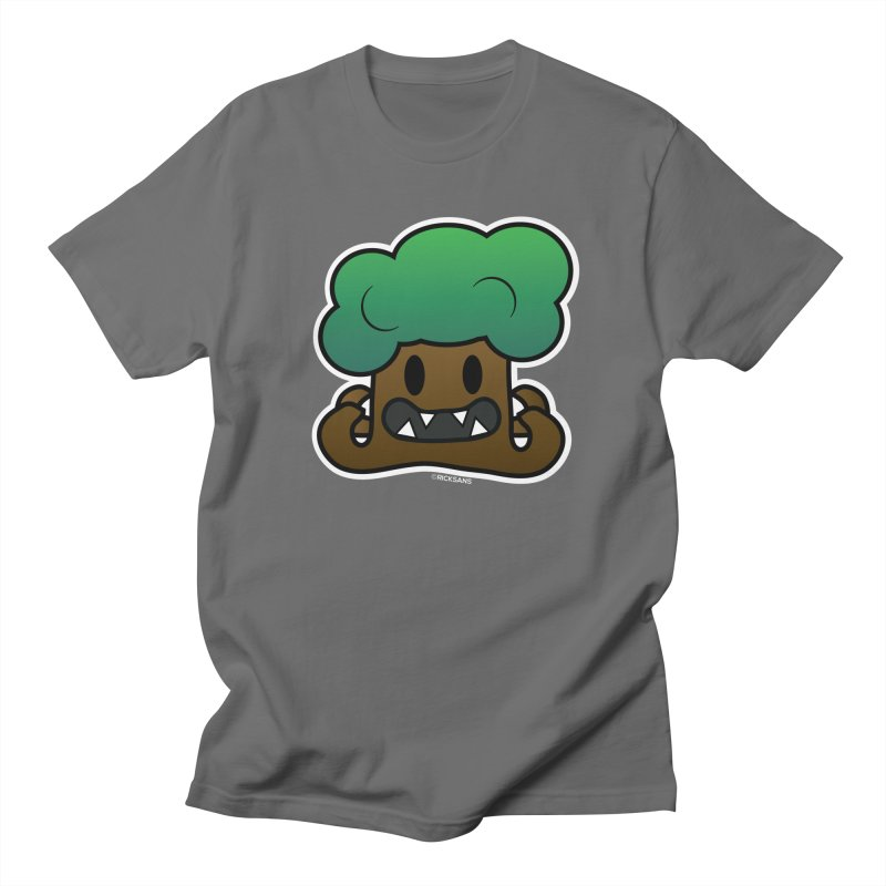 Jubokko Tree Monster by Rick Sans Women's Regular Unisex T-Shirt by Rick Sans' Artist Shop